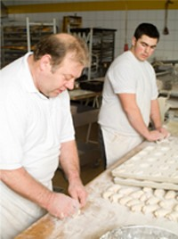 Commercial Bakery Service