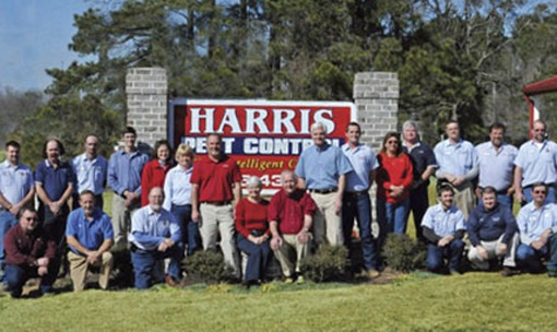 Harris Pest Control Team