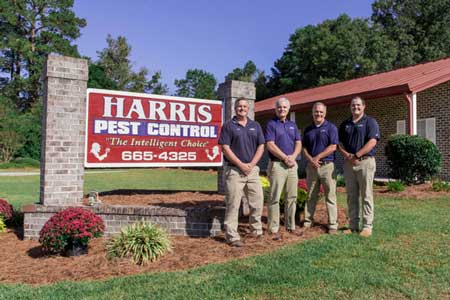 The Harris Team